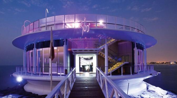 360° Restaurant & Nightclub – Udsigt til alt